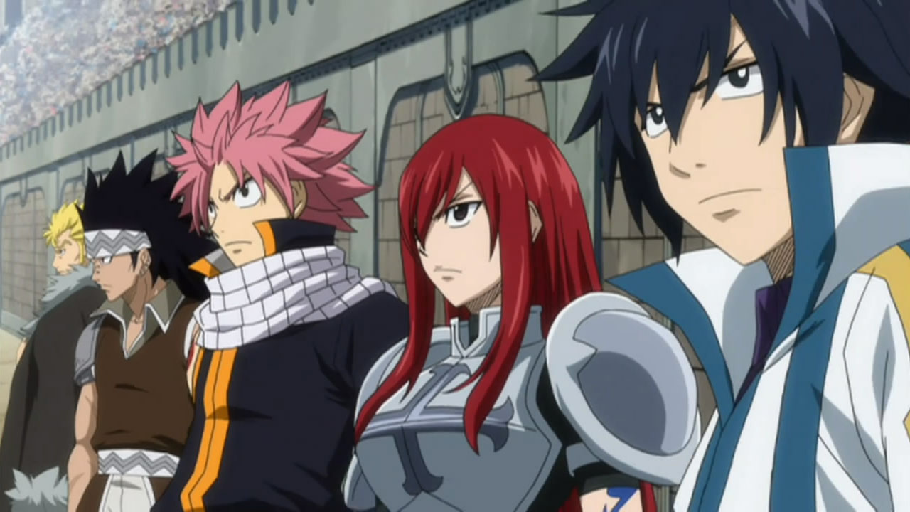 Fairy Tail daimatou enbu