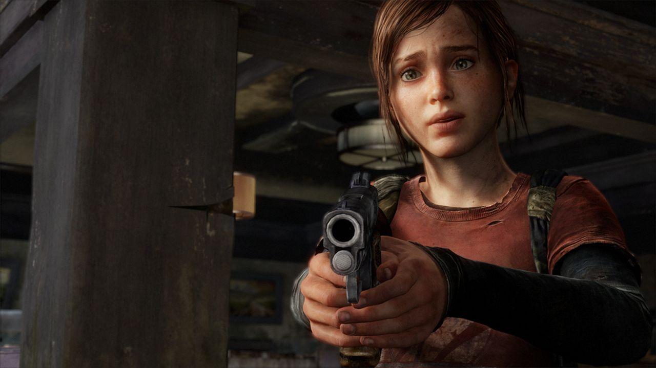 Ellie, 14 ans et un flingue.