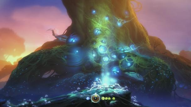 Image de l'arbre des Esprits : Un melange parfait de couleurs et d'effets en tout genre !